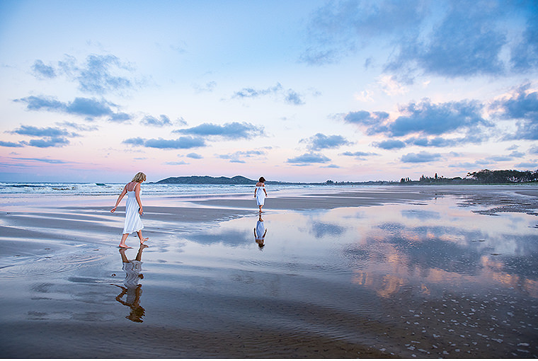 byron bay family portrait photography
